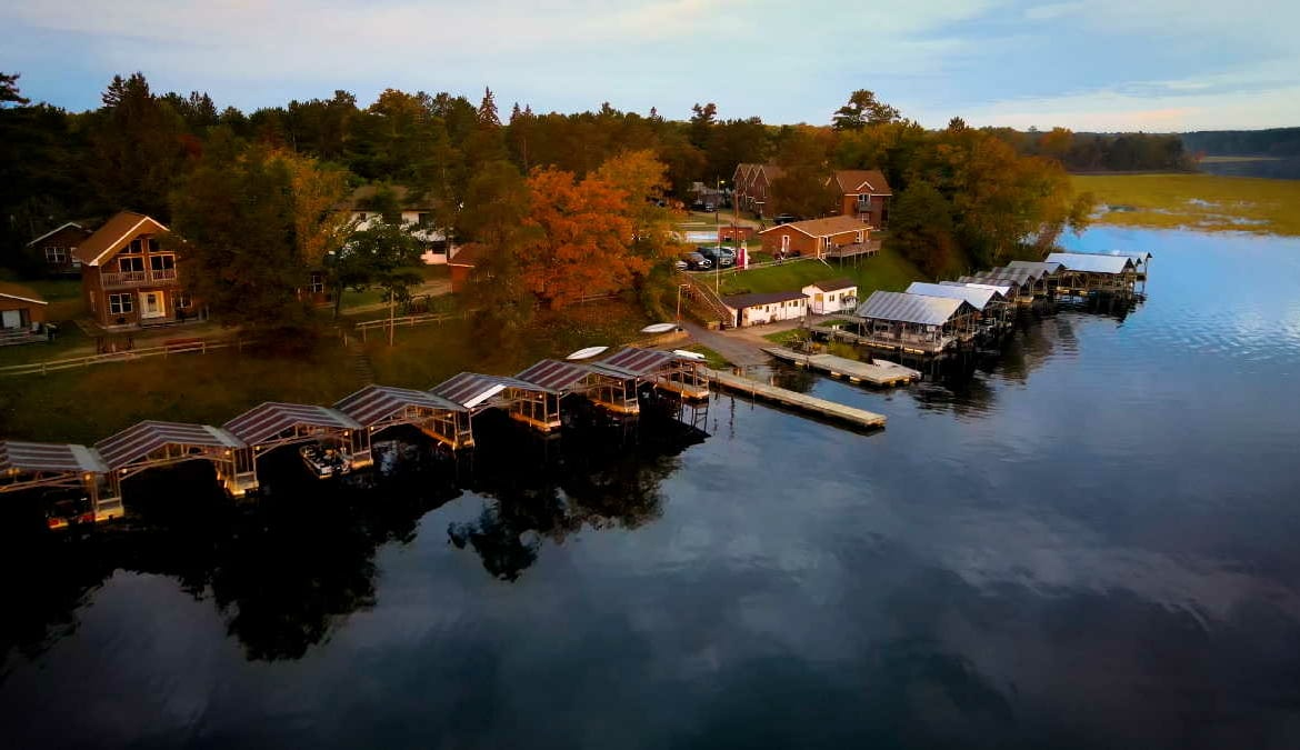 business for sale MN Four Seasons Resort