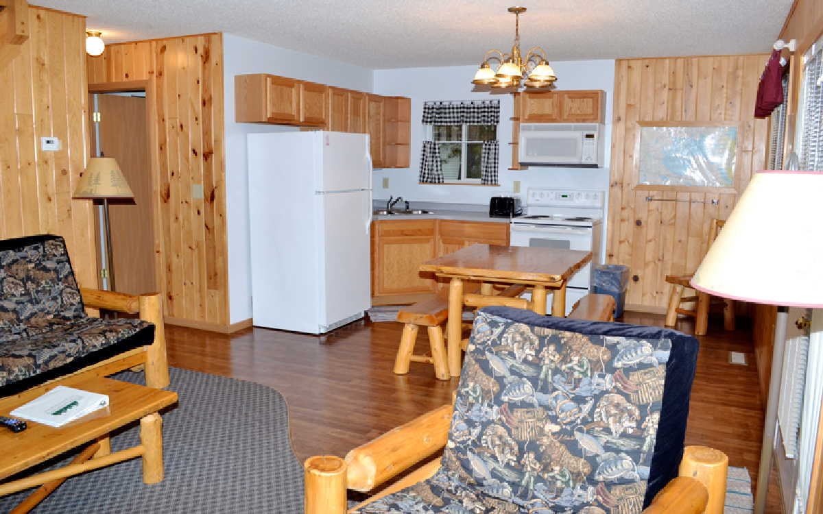 turnkey cabins resort for sale Four Seasons