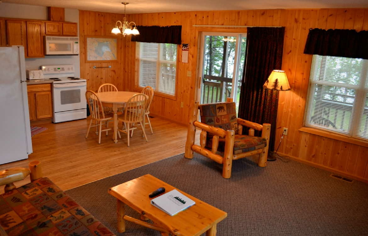 resorts with cabins for sale Four Seasons Resort