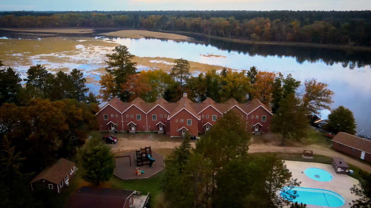 cash flowing resort for sale MN Four Seasons