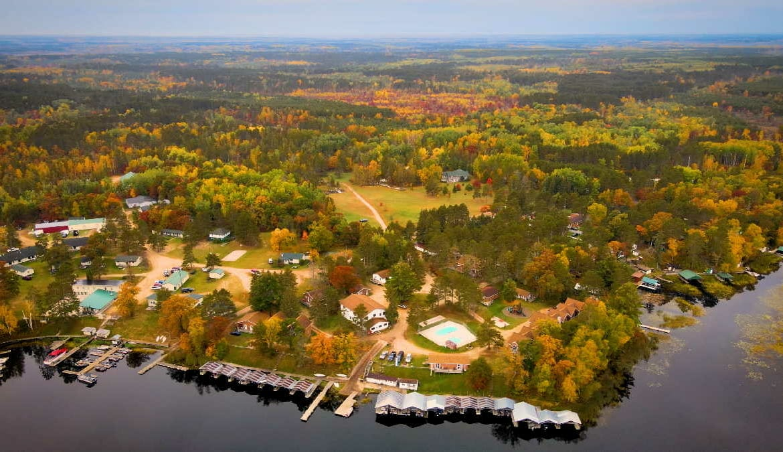 rustic fishing resort for sale Four Seasons