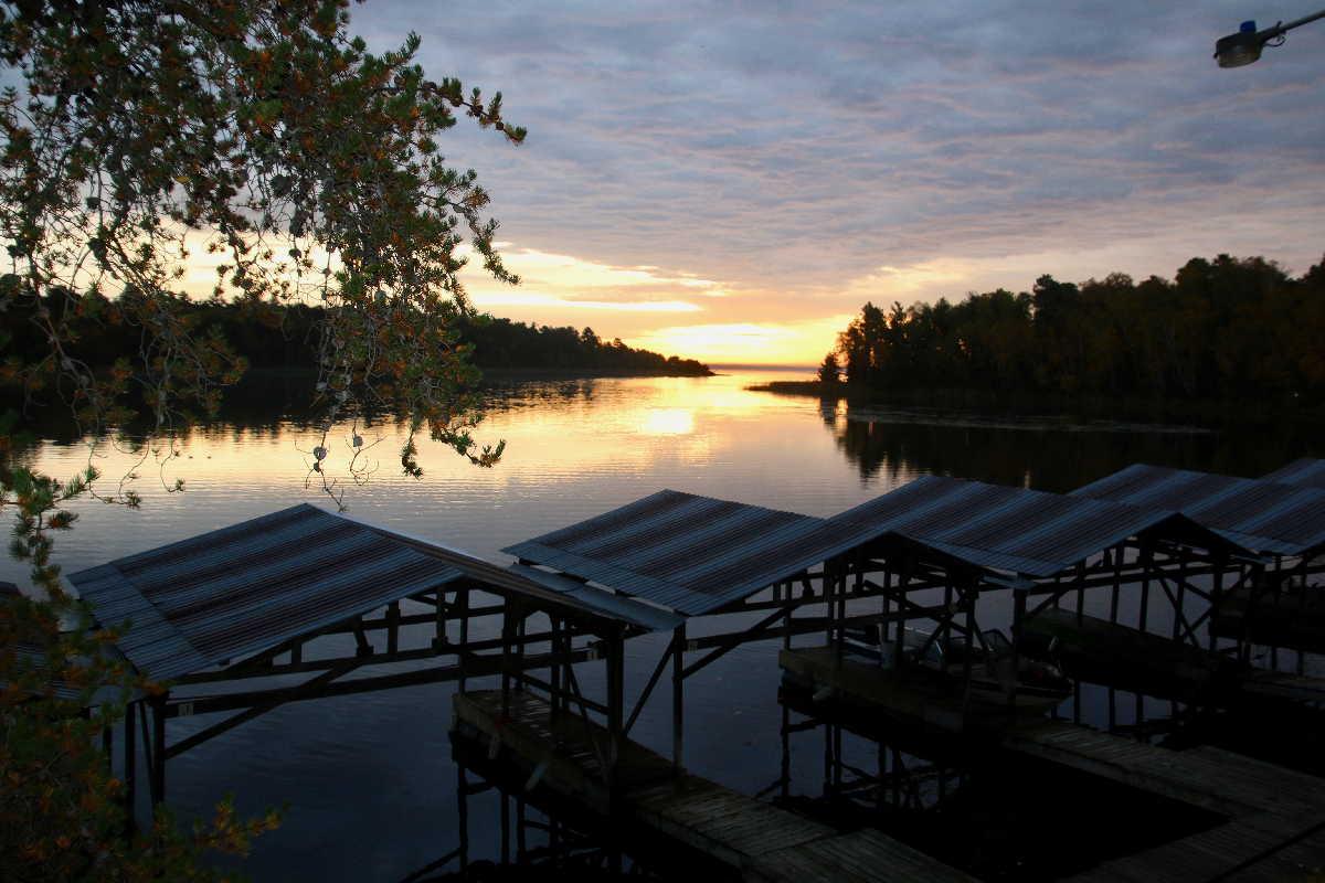 for sale retreat centers MN Four Seasons marina