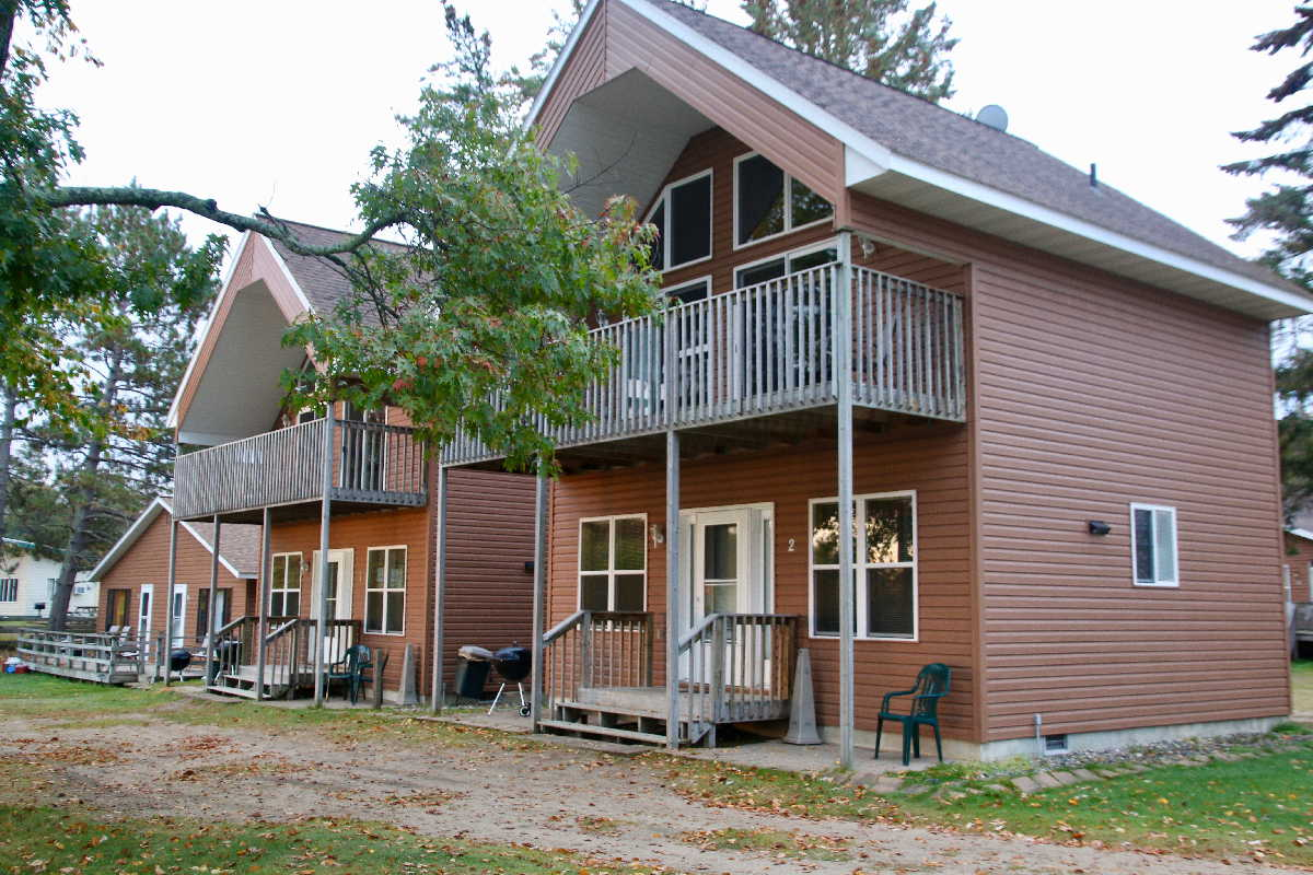 northern MN cabin resorts for sale Four Seasons