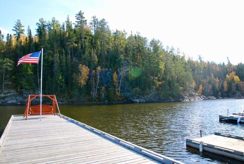 Sunset Resort Ash River for sale