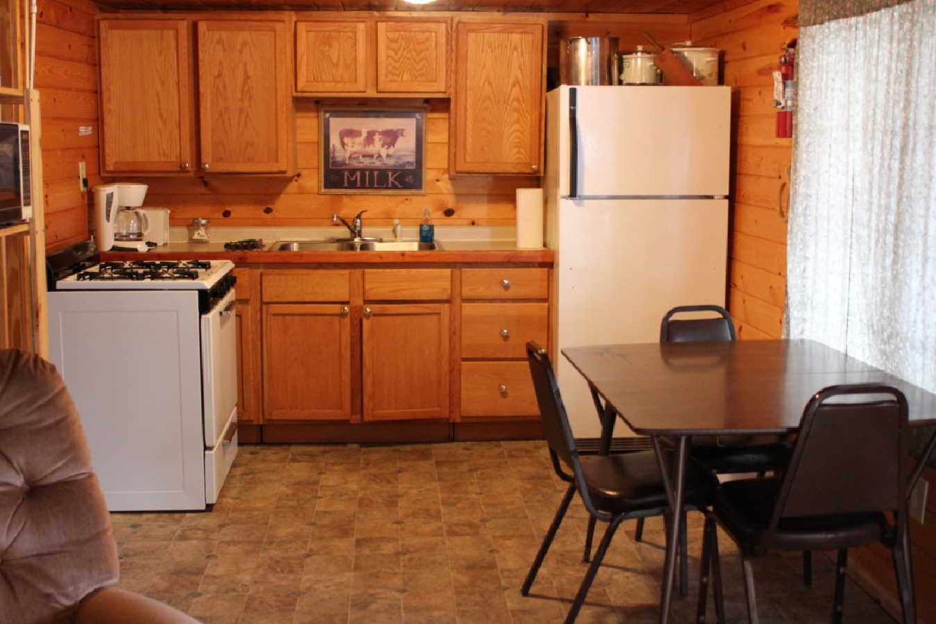 campground for sale Ash River MN Sunset Resort