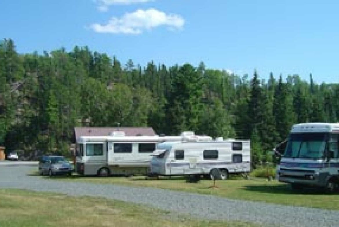 northern MN campground for sale Sunset Resort