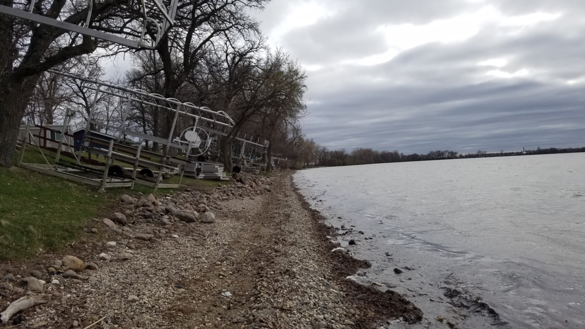 spring ice melt campground for sale mn