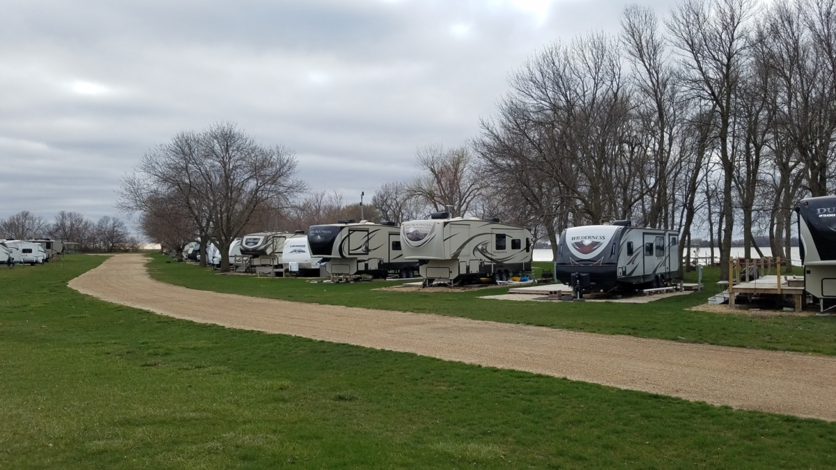 MN campground for sale with sites on lake