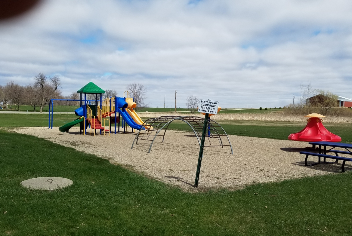 kids fun at MN campground for sale