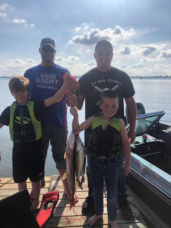 MN campground for sale fishing