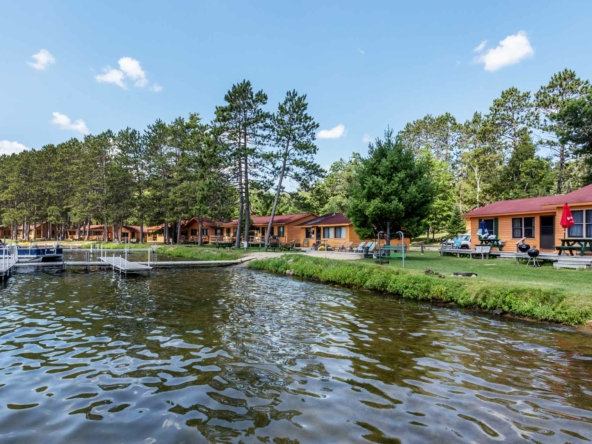 Woman Lake Lodge for Sale