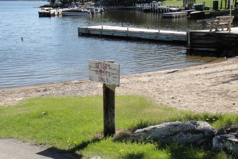 MN Resort for Sale Voyageurs Sunrise beach