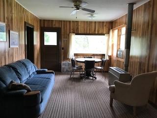 cozy cabin Voyageurs Sunrise resort for sale