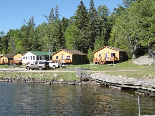 Minnesota Resort for Sale in Voyageur's
