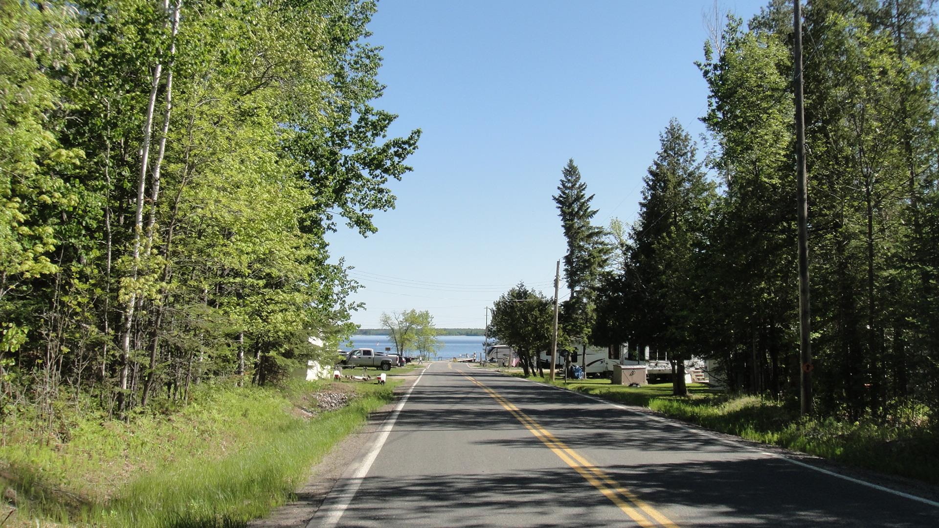 MN Resort for Sale Voyageurs Sunrise