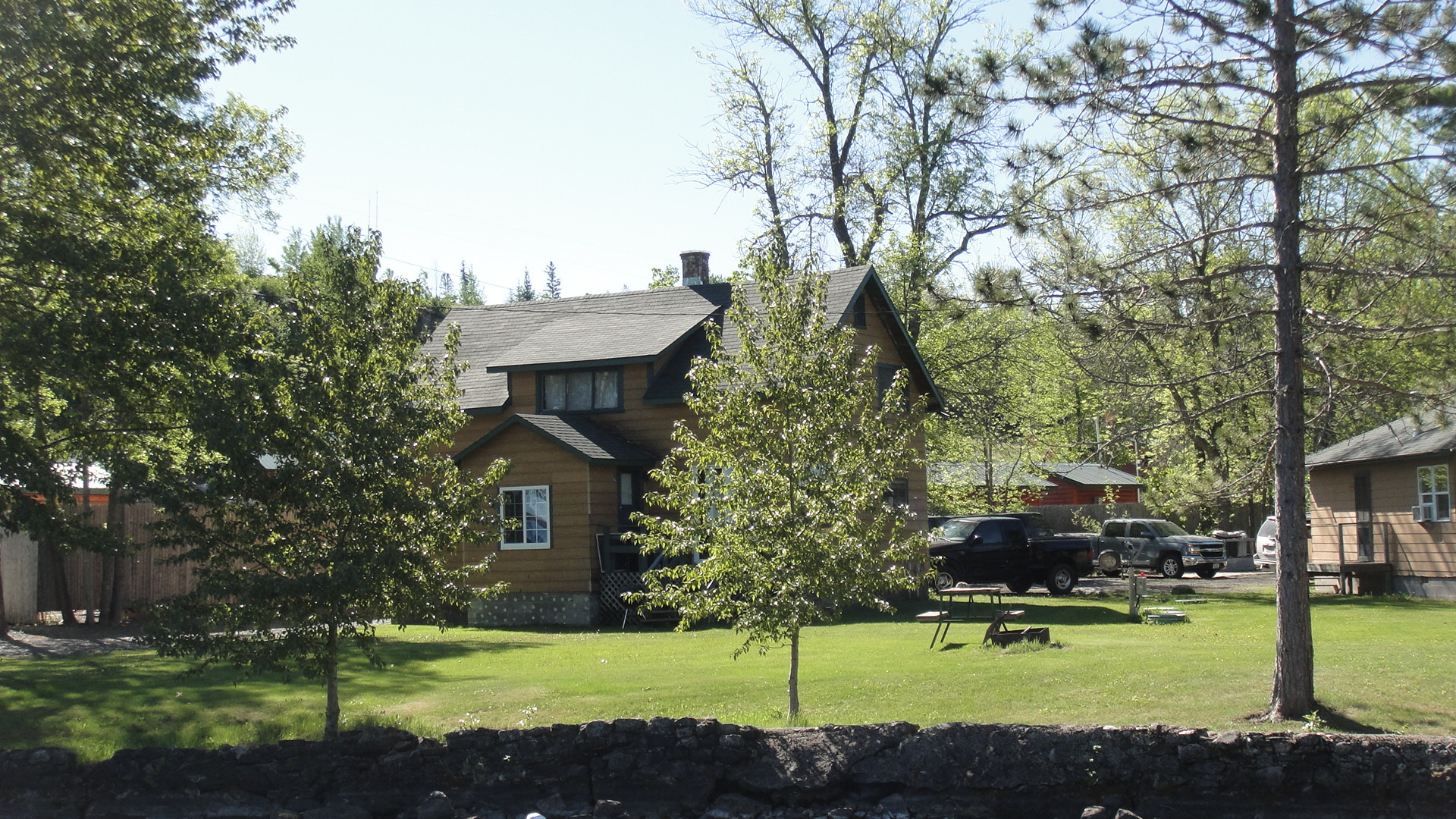 Voyageurs Sunrise Campground for Sale