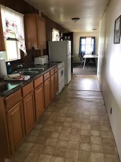 lake kabetogama resort for sale kitchen