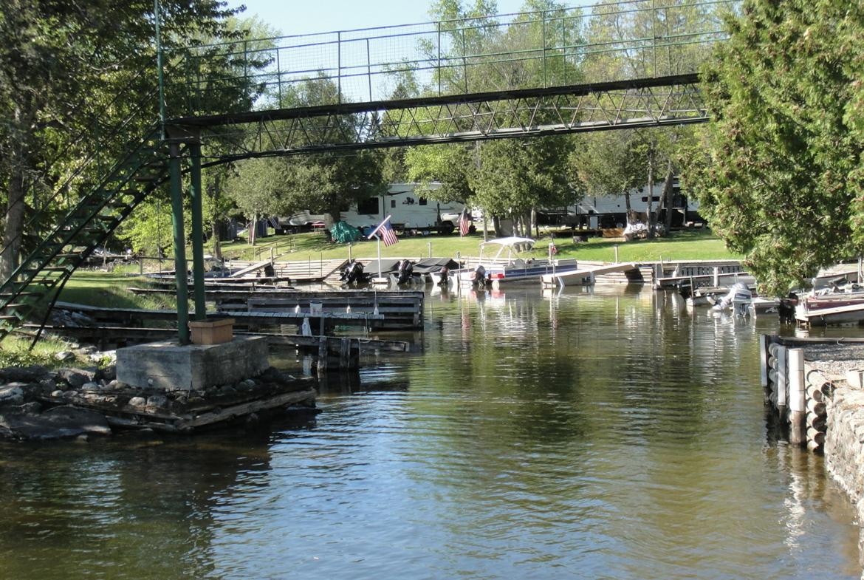 Voyageurs Sunrise Resort for sale inlet