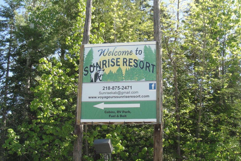 Voyageurs Sunrise Resort for sale