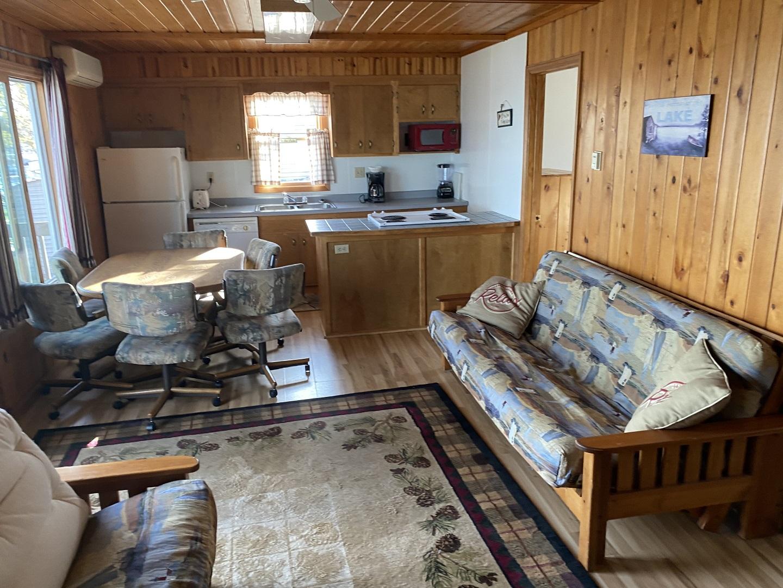 Cozy cabin MN resort for sale