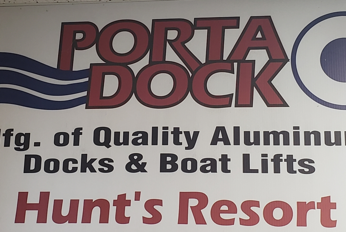 MN Resort and dock business for sale