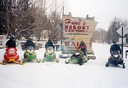 Year round MN resort for sale