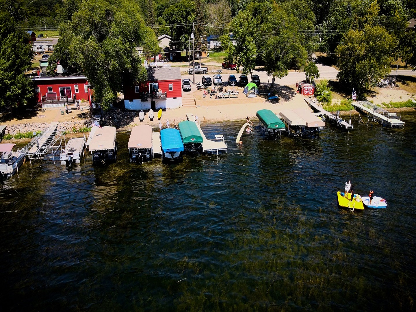 MN resort and campground for sale